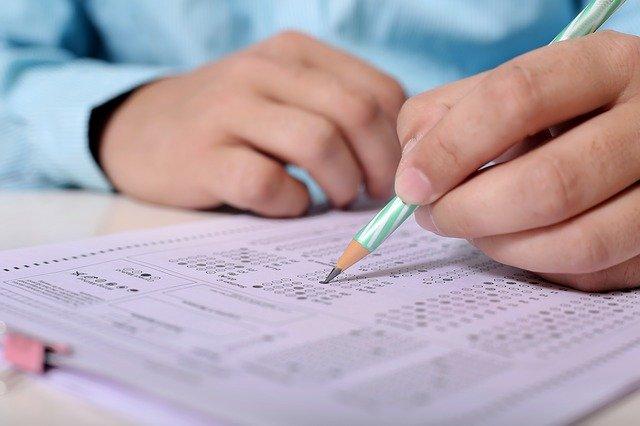 Przygotowanie do egzaminu wielokrotnego wyboru